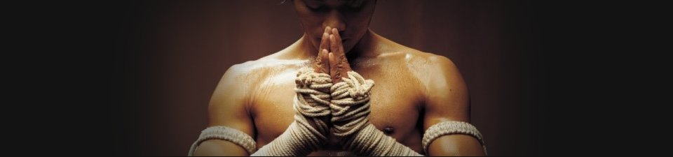 Muay Boran Ancient Muay Thai Boxing - Buddhist Prayers' Greeting